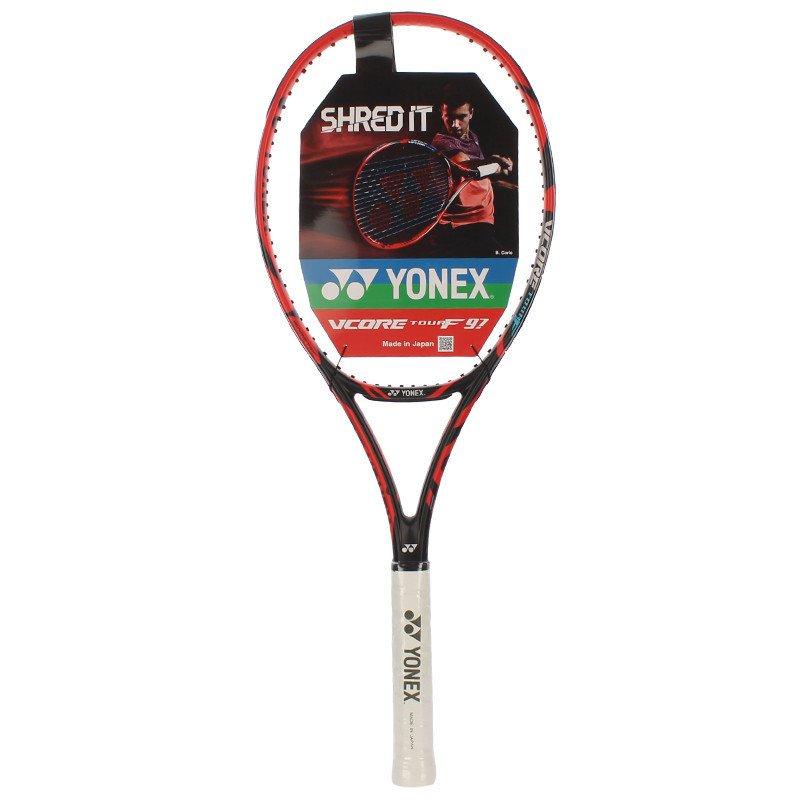 Теннисная ракетка YONEX VCORE TOUR F 97L (290G) / VCTF97YX, G3 - 4 3/8
