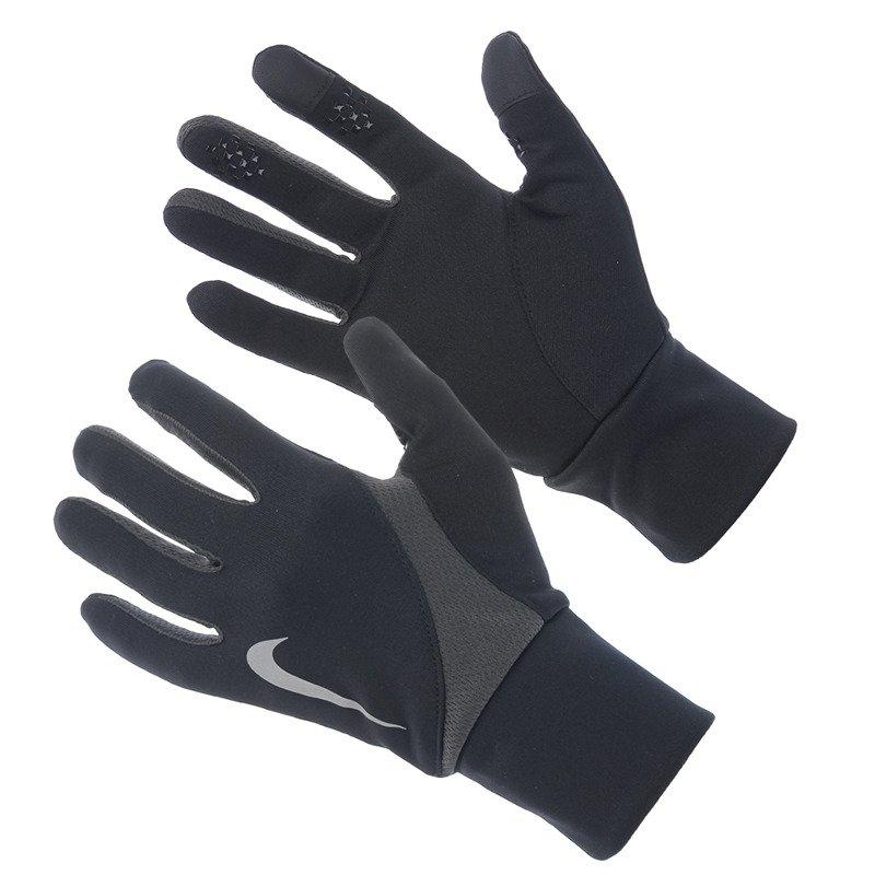 rękawiczki do biegania męskie NIKE MEN'S DRI FIT TAILWIND RUN GLOVES NRG99020
