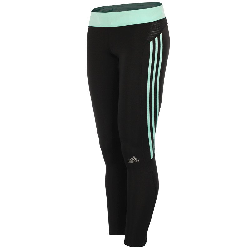 spodnie do biegania damskie ADIDAS RESPONSE LONG TIGHTS