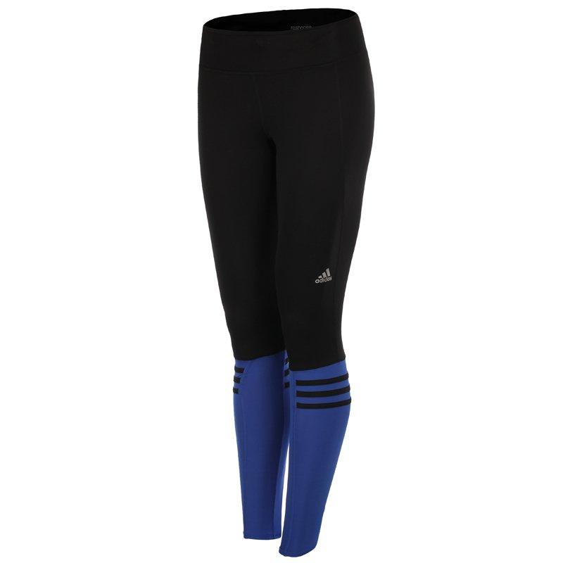 dobra obsługa 50% zniżki za pół spodnie do biegania damskie ADIDAS RESPONSE LONG TIGHTS / AA0656