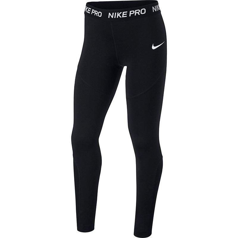 081fe0504fe26e spodnie sportowe dziewczęce NIKE PRO TIGHT LEGGING / AQ9042-010 ...
