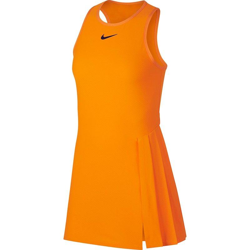 b8ba01c577f4cc sukienka tenisowa NIKE COURT ZONAL COOLING SLAM DRESS NY 2018 ...