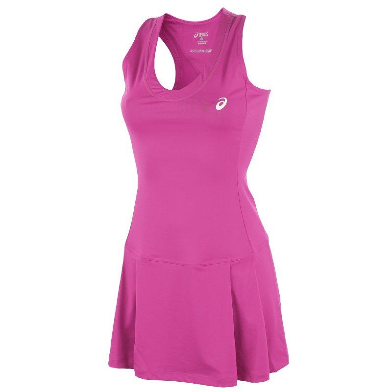c4c487fc2878fa sukienka tenisowa damska ASICS CLUB DRESS / 130257-6020 ...