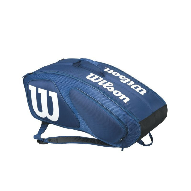 1bb29c68fa6ca torba tenisowa WILSON TEAM II 9 PACK BAG   WRZ852609