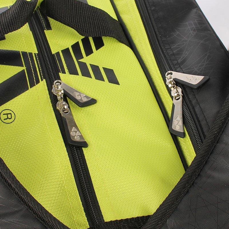 torba tenisowa YONEX PRO RACQUET BAG x9 BLACK 9629EX BK