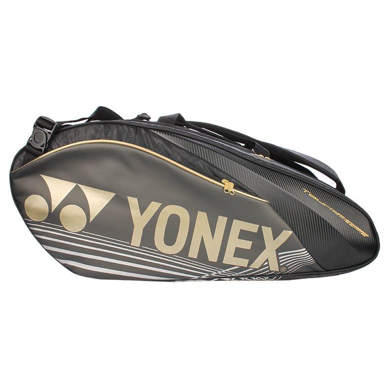 torba tenisowa YONEX PRO RACQUET BAG x9 BLACK 9629EX BLACK