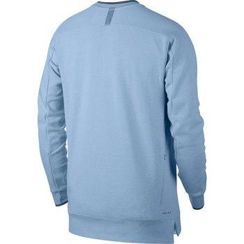 bluza tenisowa męska NIKE COURT LONG SLEEVE TOP / 836467-466