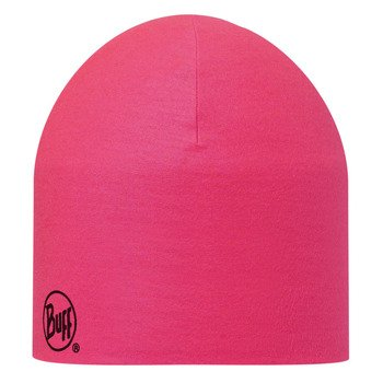 czapka dwustronna do biegania BUFF COOLMAX REVERSIBLE HAT BUFF LESH MULTI DEEP / 111511.555