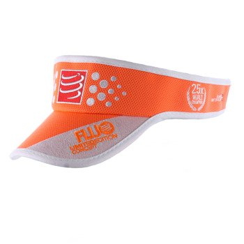daszek biegowy COMPRESSPORT VISOR CAP 25X WORLD CHAMPION / RACS-0046