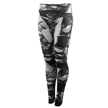 legginsy damskie REEBOK SHREDDED PUNK TIGHT / S93771