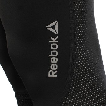 legginsy do biegania damskie 3/4 REEBOK RUNNING ESSENTIALS CAPRI / S94315