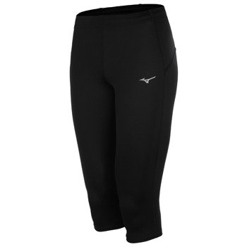 legginsy do biegania damskie MIZUNO DRYLITE CORE 3/4 TIGHT / J2GB525109