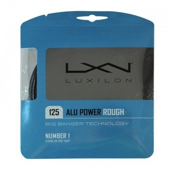 naciąg tenisowy LUXILON Alu Power ROUGH