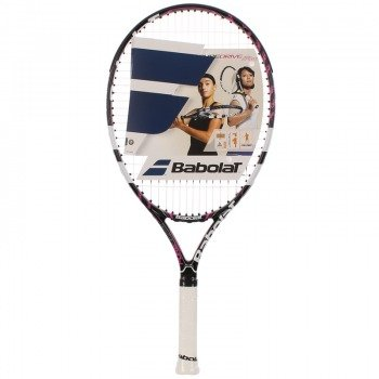 rakieta tenisowa junior BABOLAT 2013 PURE DRIVE JUNIOR 23 Pink / 140129-178