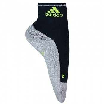 skarpety do biegania ADIDAS RUNNING TC2 HALFCREW black/medium grey heather (1 para)