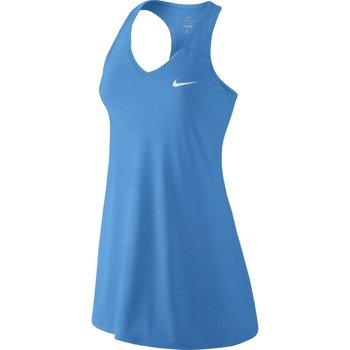 sukienka tenisowa NIKE PURE DRESS / 728736-435