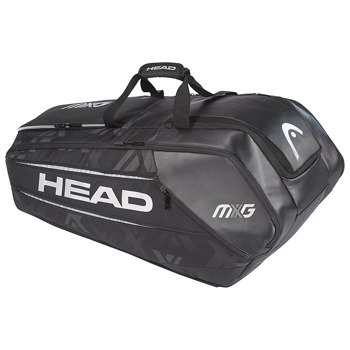 torba tenisowa HEAD MXG 12R MONSTERCOMBI / 283718 BK/SI