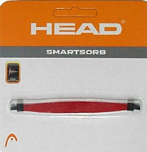 wibrastop HEAD SMARTSORB  red